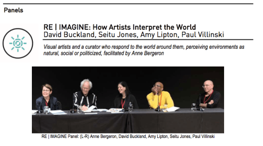Re/Imagine: How Artists Interpret the World