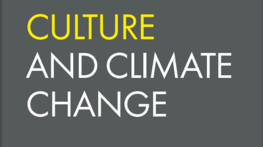 Featured in Culture and Climate Change Handbook