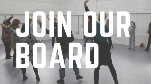 We're seeking two new board members!