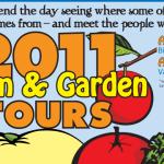 2011 Olympia Farm & Garden Tour