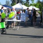 West Olympia Farmers Market Cash-mob