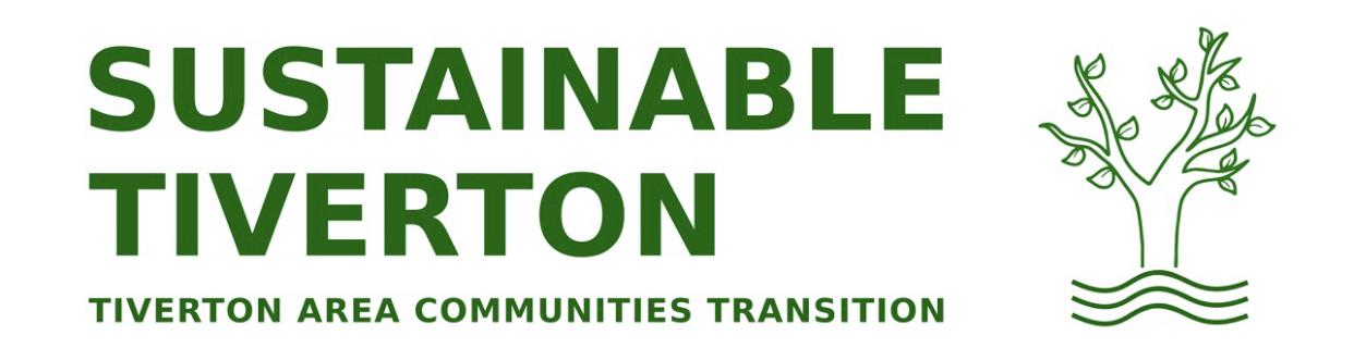 Sustainable Tiverton