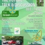 Electric Vehicles The Future Talk Discussion Sustainable Wales
