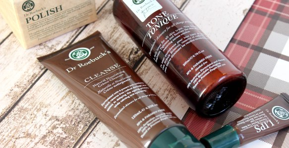 Dr. Roebuck's Skincare | Review