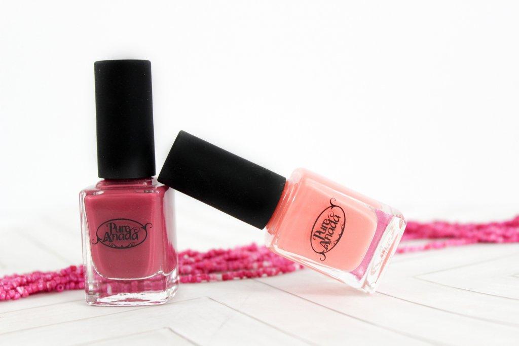 pure anada nail polish review