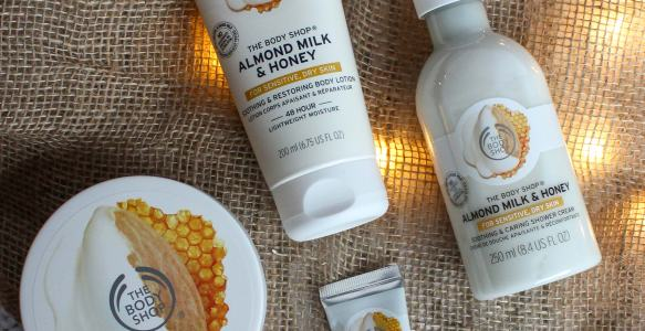 Perfect Gift Giving Ideas from The Body Shop