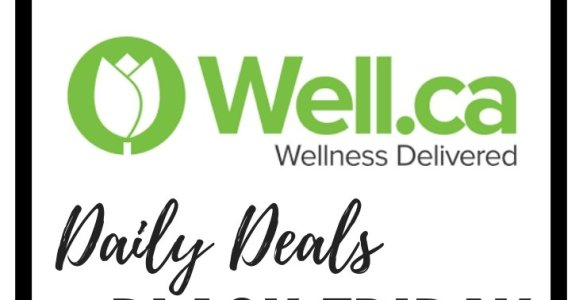 Well.ca Daily Deals + Black Friday Sale   My Selections
