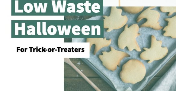 Low Waste Halloween Candy | Zero Waste Journey