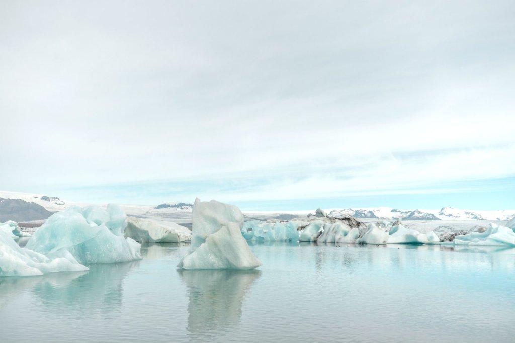 Image of the arctic ocean