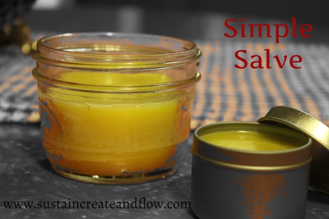 Lemongrass Salve