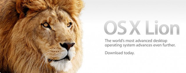 Trying to Download the Lion Goodness