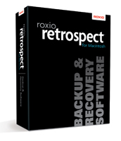 My old Retrospect 6.1 doesn't work under Lion, but Retrospect 8 won't back up to DVD.