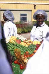 Lambeth catering workers
