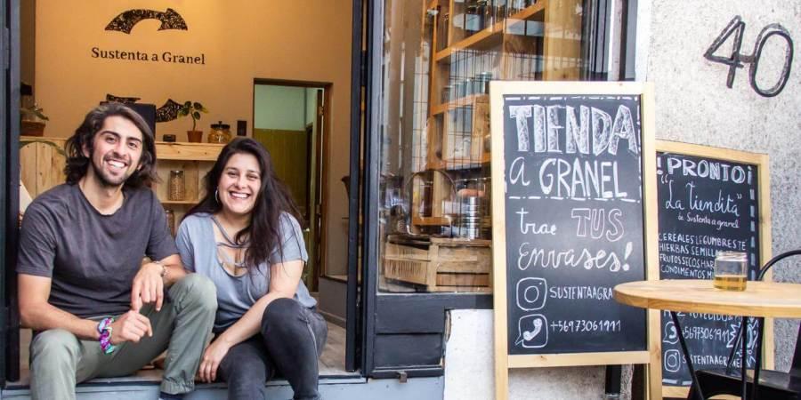sustentaagranel tienda a granel en Santiago