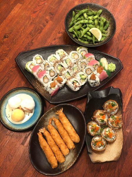 nigatsu menu
