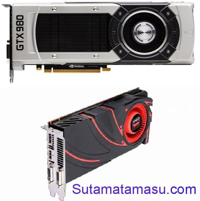 Penjelasan VRAM Vga Card serta Perbedaan DDR3 dan GDDR5 Pada Vga Card