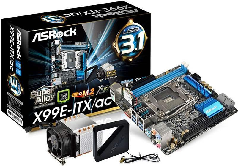 Asrock Mengumumkan Motherboard Terbaru Support USB 3.1 dan USB 3.1 Type C 4