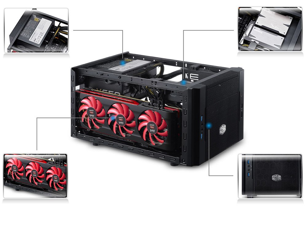 Jenis Casing PC yang Perlu Anda Ketahui Sebelum Membeli Sebuah PC Rumahan Kantor dan Gaming