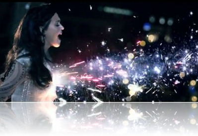 Katy Perry Fireworks