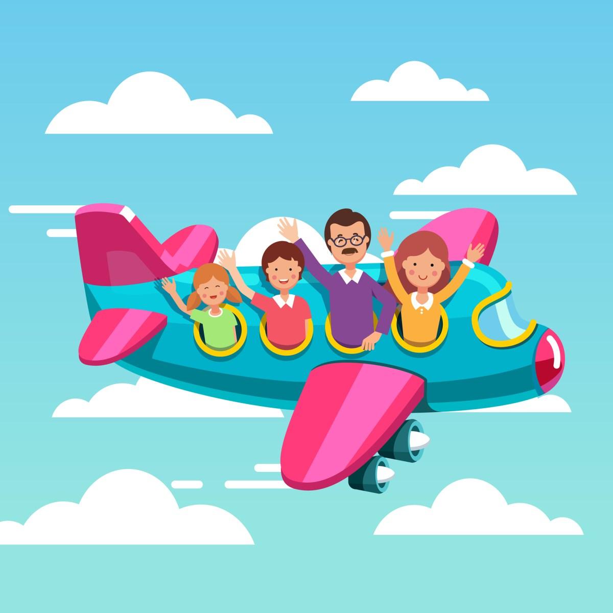 วิธีแก้ปัญหาเวลาเด็กขึ้นเครื่องบินแล้วหูอื้อ รวมถึงวิธีการดูแลเด็กบนเครื่องบิน