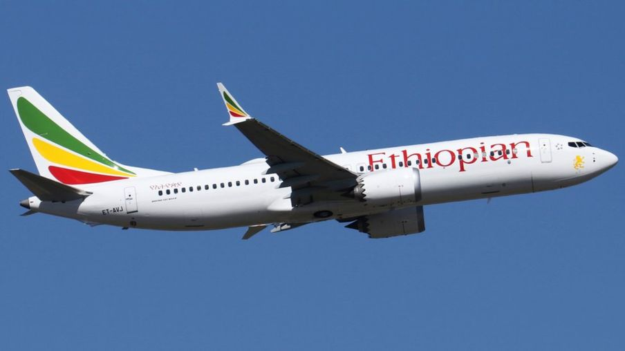 The Ethiopian Airlines Boeing 737 Max 8