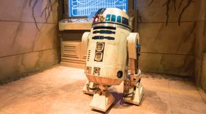 พบกับ R2-D2 ที่ STAR WARS