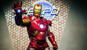 Iron Man Tech Showcase