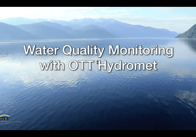Water Quality Monitoring with OTT Hydromet Video