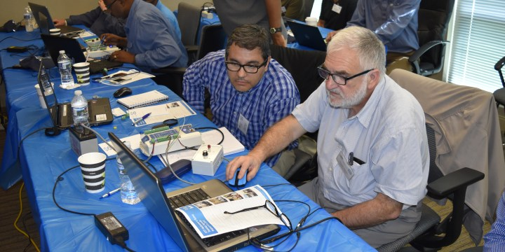 OTT Hydromet's Summer 2017 Hydro-Met Systems Training