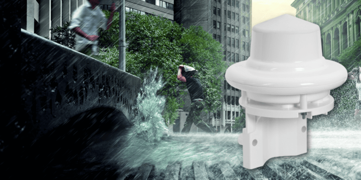 Introducing the NEW LUFFT WS100 Radar Precipitation Sensor