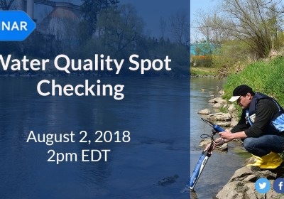 [Upcoming Webinar] Spot Checking: QA/QC, Data Analysis and Calibration Best Practices