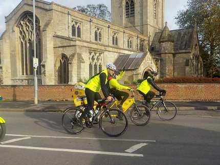 Matt Baker Rickshaw Challenge Sutterton