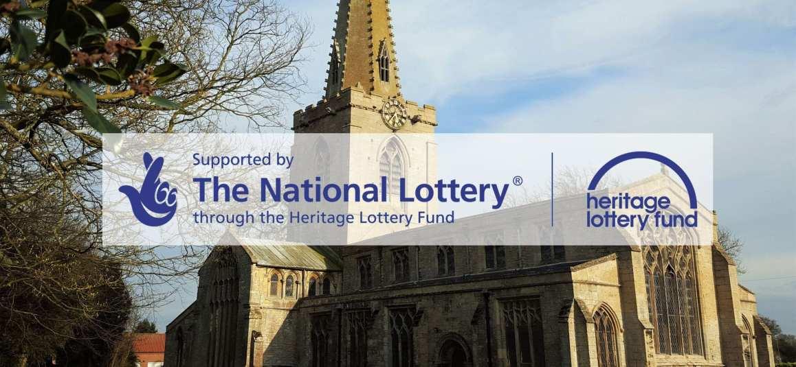heritage lottery sutterton church