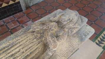 stone effigie