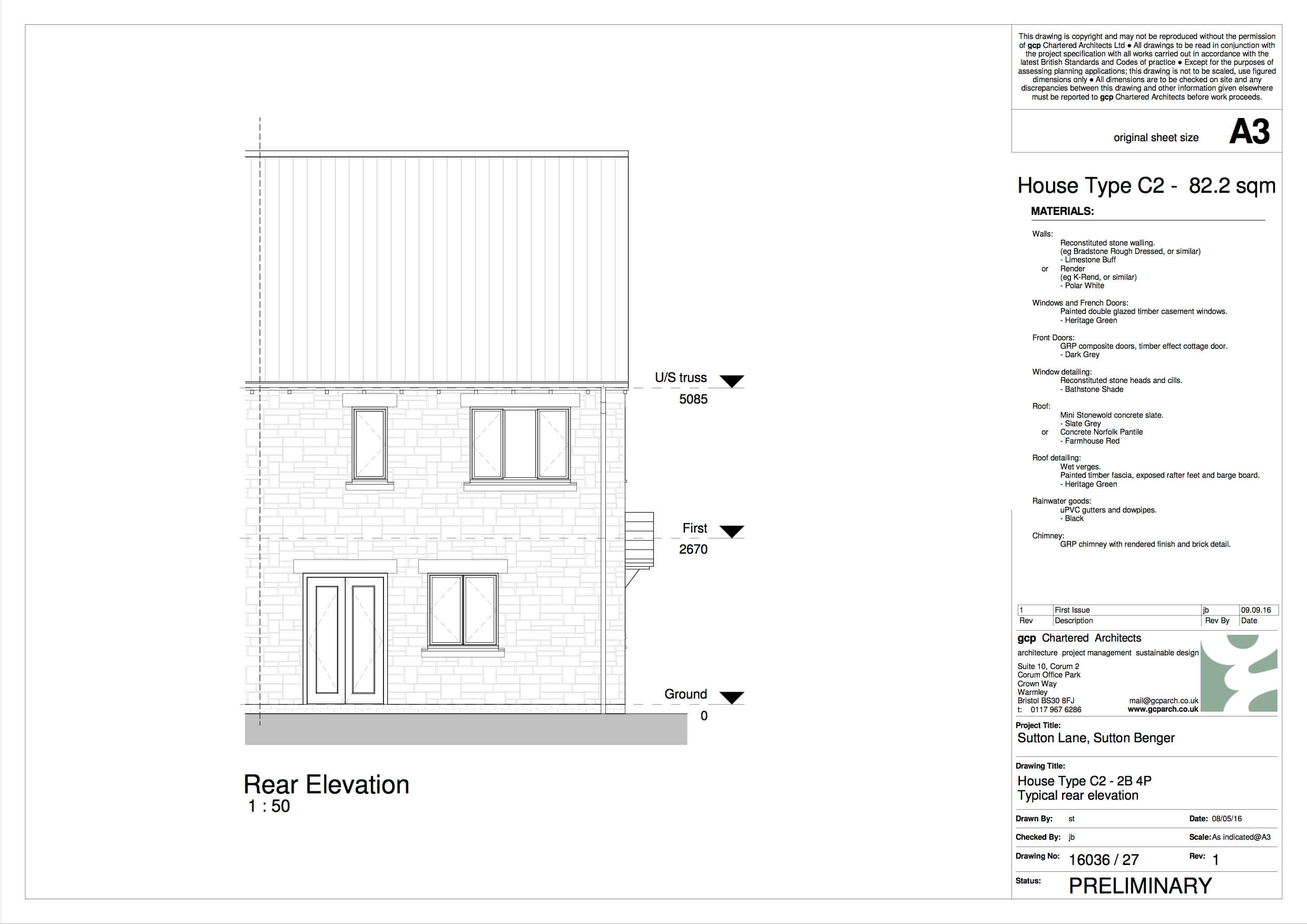 Stonewater HTC2 Elevations