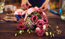 Flowers and Cookery Courses at Sutton College