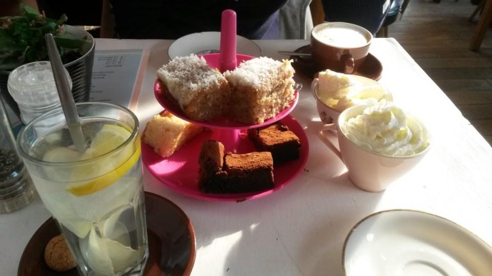 Bijvoorbeeld als ik een belangrijke high tea-afspraak in Nijmegen heb ;)