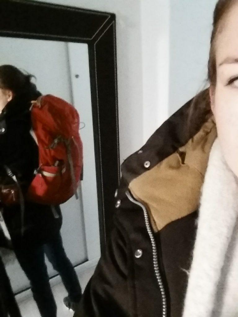 backpacken