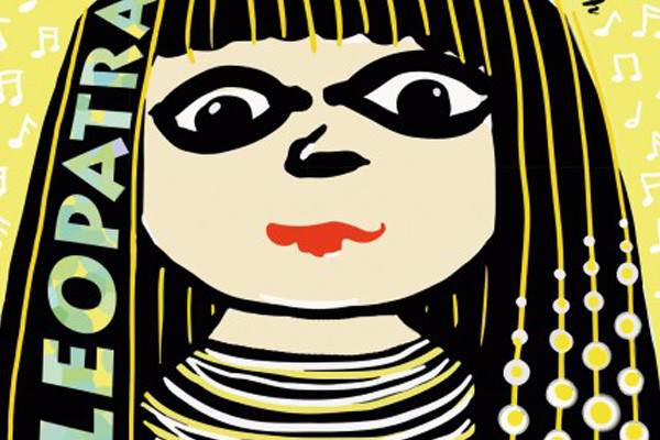 Cleopatra op de Parade
