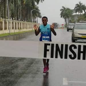 Women Suva10K Winner: Nau Dakuiliga - 51:27