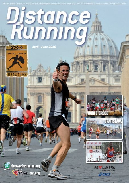 Out now - Distance Running 2020 Edition 1