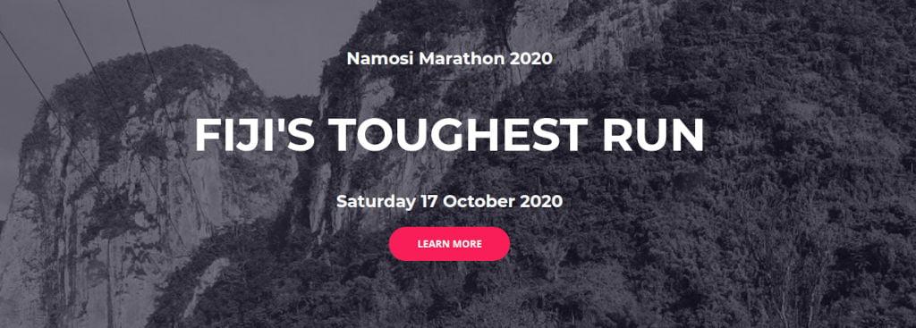 #NamosiMarathon2020 #SuvaMarathonClub #FijisToughestRun
