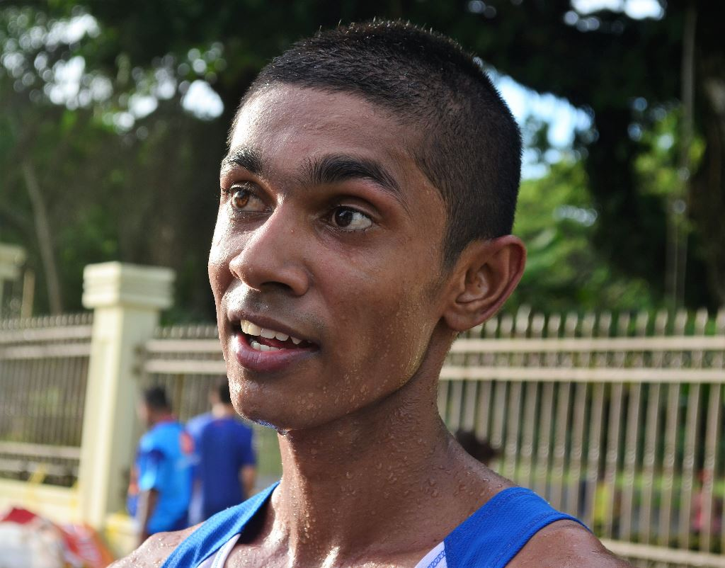 Newly crowned 2017 Munro Leys Suva Challenge winner and Fiji number one ranked 5000m runner Avikash Lal is setting his sights on competing and winning the upcoming Oceania championship later this year.