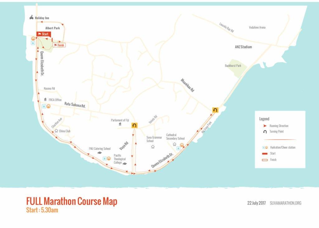 Full Marathon ICSM2017