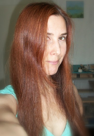 Before And After Hair Dye Gallery Red Mahogany And