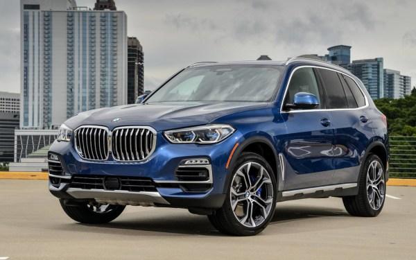 BMW X5 xDrive50i 2019 | SUV Drive