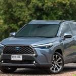 Comparison Toyota Corolla Cross 2021 Vs Skoda Kamiq Sel 2020 Suv Drive