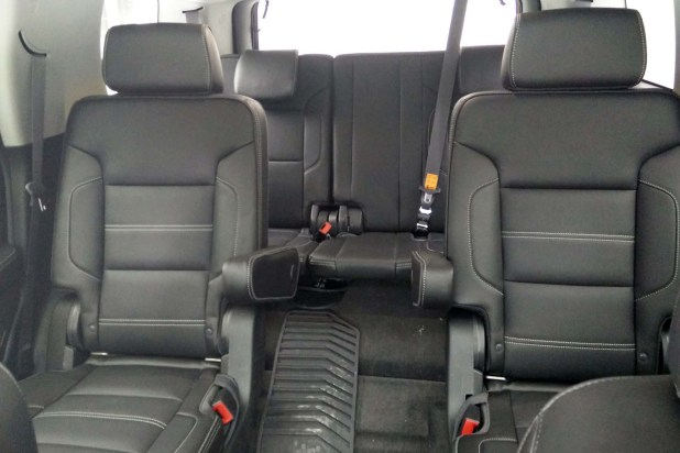 Do Jeep Grand Cherokees Have A Third Row >> Does The 2017 Jeep Grand Cherokee Have A Third Row Seat | Brokeasshome.com