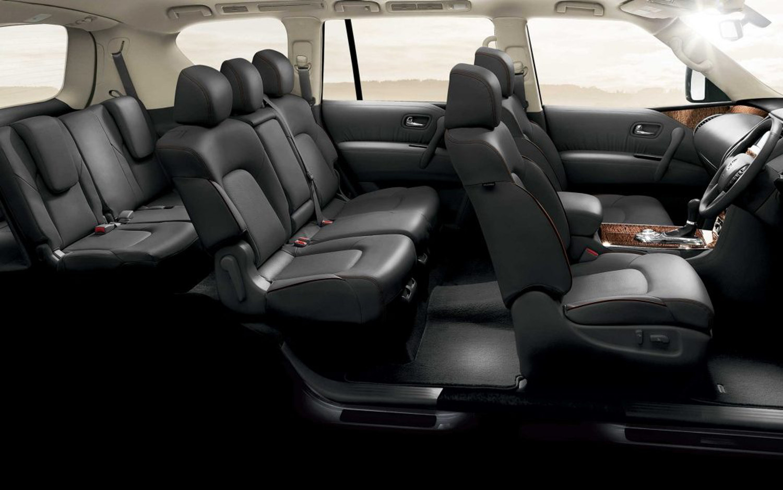 Comparison Nissan Patrol Y62 Ti L 2018 Vs Nissan X