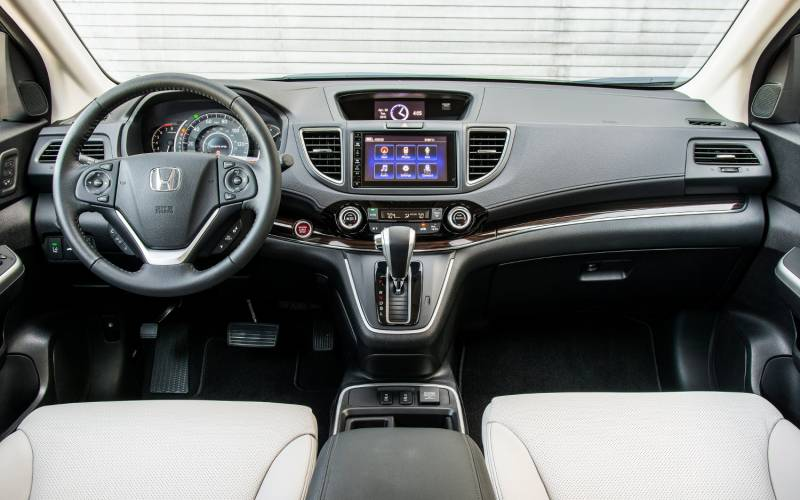 Comparison Honda CR V 2015 Vs Cadillac XT4 Sport